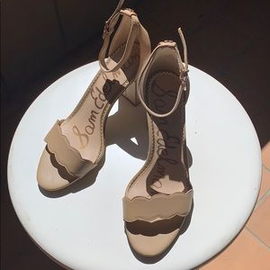 Sam Edelman Odila Ankle Strap Sandal US 7.5